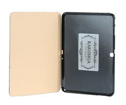 Kaku Flip Cover For Samsung Tab 4 (10.1)/t530