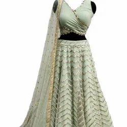 Surat Designer Party Wear Lahenga Choli