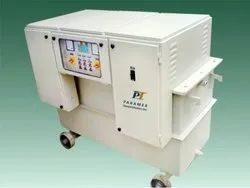 Three Servo Stabilizer, For Commericial