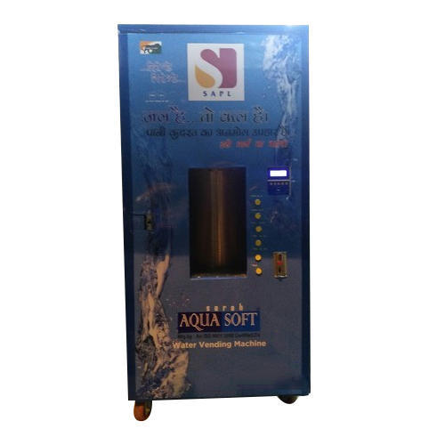 150 LPH Water Vending Machine