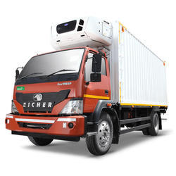 Truck Reefer Container On Lease