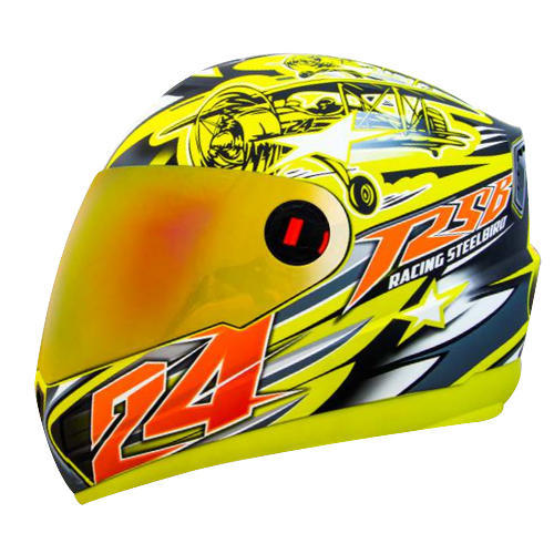 Sports Bike Steelbird Helmet