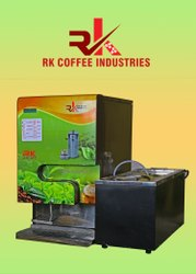 Fresh Milk Tea Vending Machine Distributor