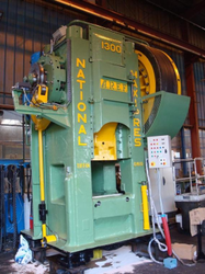 Forging Press National 1300 Ton