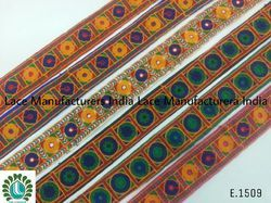 Embroidery Lace E1509