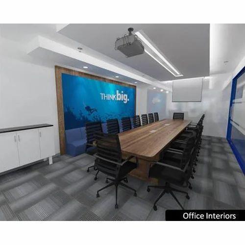 Commercial Interior Design Services: Interior Office Designing Service
