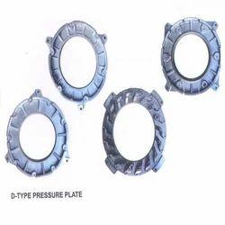 Cast Iron Casting D Type Pressure Plate