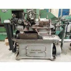 Used & Old Tornos Sliding Head Machine
