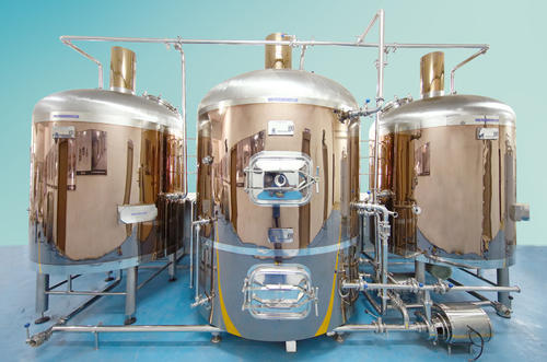 Microbrewery Equipments - Malt Mill Manufacturer from Chennai