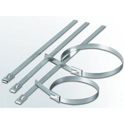 Stainless Steel Tie