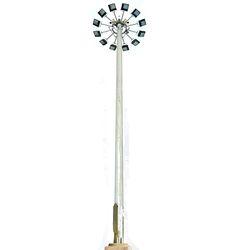 GI Octagonal Pole