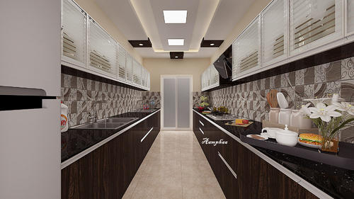 Modern Kitchen Remodeling Designs At Rs 1950 Square Feet Best Interior Decor Aamphaa Projects Chennai Id 3757474933