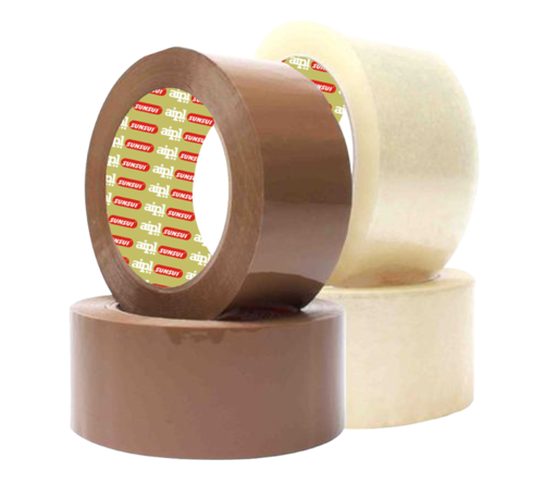 Multicolor BOPP Packaging Tapes for Packaging Industry