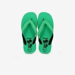 Printed Beach DSR Flip Flop Slipper, Size: 7 (26 Cm)