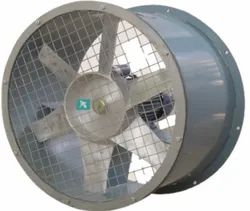 Stainless Steel Axial Flow Fans