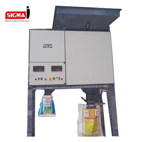 Sigma Automation Rice Filling System, Capacity: 5 Kg To 50 Kg, 0.37 Kw