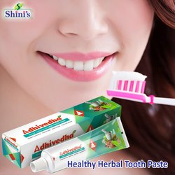 Healthy Herbal Tooth Paste