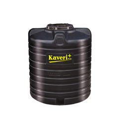 Black Color Water Tanks