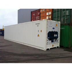 Used Insulated Shipping Container On Lease Service