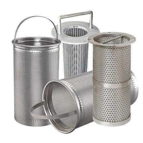 Basket Strainer Filter at Rs 1500/piece   स्ट्रेनर फ़िल्टर, छन्नी का फिल्टर  - Goodwill Filters, Chennai   ID: 17019719755