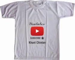 b13b0a0ea Promotional T Shirt Printing Service in Rajkot