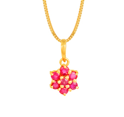 Tanishq Gold Pendant At Best Price In India,Designer Tile And Stone