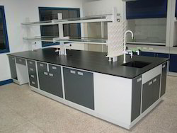 Lab Furniture Dismantaling