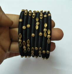Beautiful Indian Silk Thread Designer Bangles Bracelets
