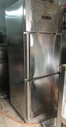 Commercial Double Door Electric Refrigerator