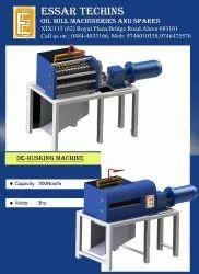 De-Husking Machine