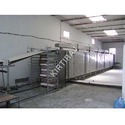 Semi Automatic Papad Drying Machine