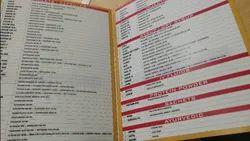 Catalogue Printing Sevice