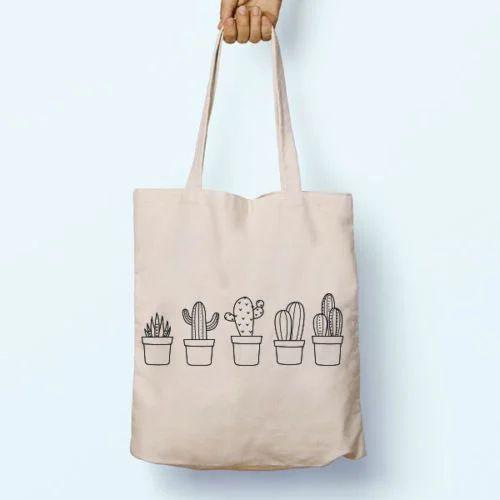 Canvas Tote Bag, Canvas Tote, कैनवास वाला तोते बैग - Bawa Paulins Pvt.  Ltd., Delhi | ID: 12888185173