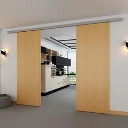 Magnetic Sliding Doors