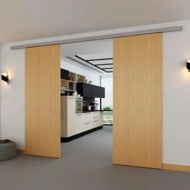 Ozone Automatic Magnetic Sliding Doors, Interior