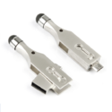 Bat Shape Metal OTG Pendrive With Stylus