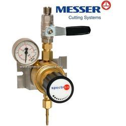 Tapping Point Pressure Control Regulator for Nitrogen