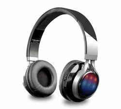 Mobile Black Zebronics Disc Bluetooth Headphone, Model Name/Number: Zeb-disc