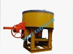 Fly Ash Brick Pan Mixer Machine 500 KG