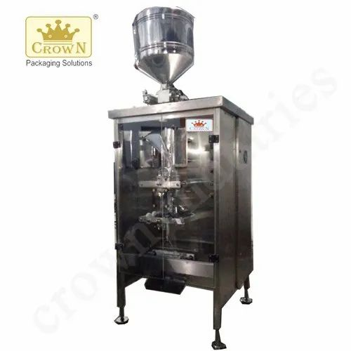 Ginger Paste Packing Machine