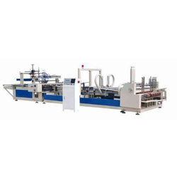 Fully Auto Flap Pasting Machine