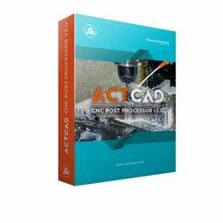 ActCAD CNC Post Processor Software