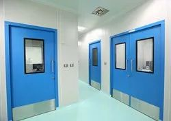 Galvanized Iron Powder Coated Flush Partitions (50mm)