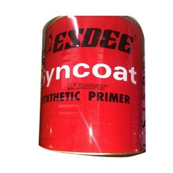 Smooth & Egg Shell Redder Yellow Esdee Syncoat Zink Chrome Synthetic Primer
