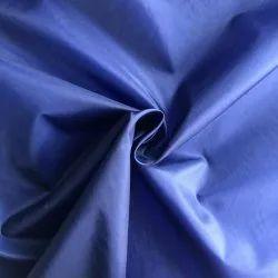 Blue Plain Taffeta Fabric