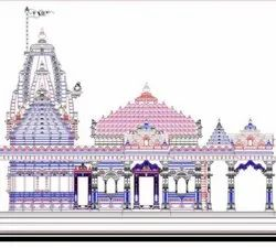Architecture Temple Architect And Contractor, in Pan India
