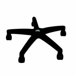 Black Plastic Chair Base