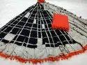 Batik Hand Block Printed Cotton Saree