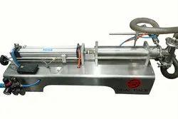 Semi Automatic Liquid Filler Machine