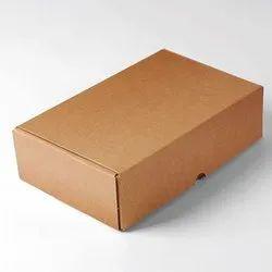 Brown Mobile Phone Box